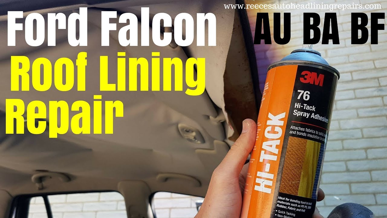 Ford Falcon Wagon Roof Lining Repair Au Ba Bf Headliner Rooflining