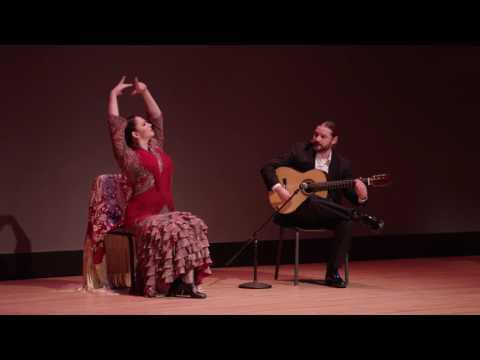 Flamenco 101 | Kristofer Hill with Julia Chacon | TEDxLSU