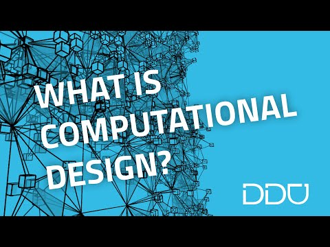 What is Computational Design? And 9 Concepts Related to It