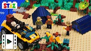 LEGO Jungle Expedition 🌴 - Mini Movie