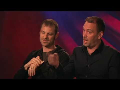 Trey Parker and Matt Stone on Sean Penn