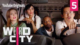 "Weird City - Ep 5 ""Chonathan & Mulia & Barsley & Phephanie"""