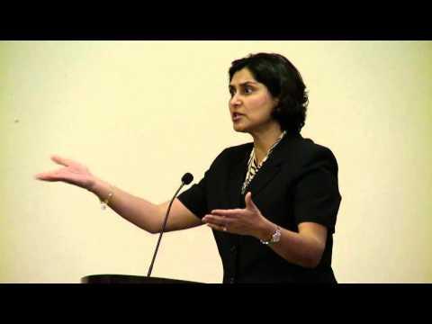 Sheela Murthy at American Bazaar IT Conclave