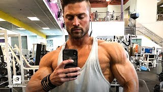 Contest Prep Chest & Back Depletion Workout | Flex Friday with Trainer Mike