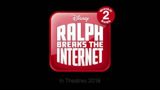 Ralph Breaks the Internet: Wreck-It Ralph 2 - Motion Logo