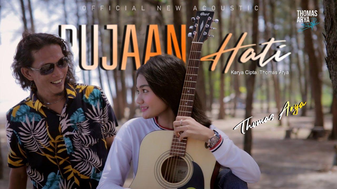 LAGU SLOW ROCK TERBARU - THOMAS ARYA  - PUJAAN HATI (Official Music Video) MV