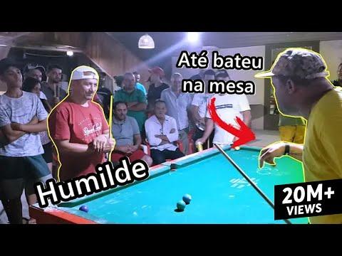 Diferença Entre Humildade E Arrogância No Jogo... Baianinho Deu Show! VEJA