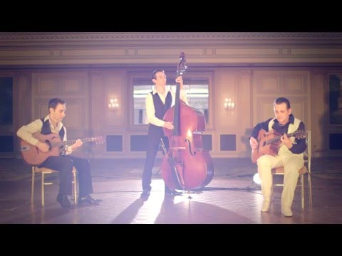 French Gypsy Jazz Band - All of me - Medley