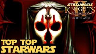 STAR WARS Knights of The Old Republic 2 = Um RPG no Universo STARWARS (PT/BR)
