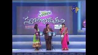 Swarabhishekam - Mano, Malavika Performance - Pelli Kala Vachesindhe Bala Song -
