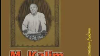 M. Kalim - Hum Mohabbat ka Bharam