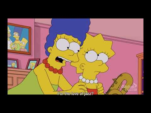 The Simpsons With English Subtitles