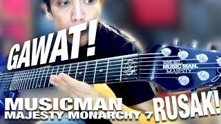 TREMOLO MUSICMAN MAJESTY MONARCHY RUSAK!