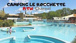 Camping Le Rocchette 2019
