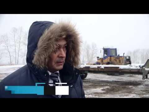В Черемховском районе устраняют крупную коммунальную аварию!