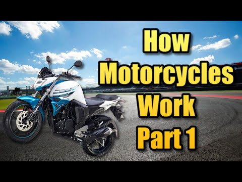 What beginners need to know about motorcycles: part 1
