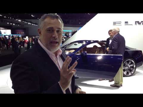 C-Suite with Jeffrey Hayzlett: LA Auto Show