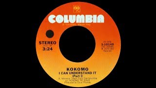 Kokomo ~ I Can Understand It 1975 Jazz Funk Purrfection Version