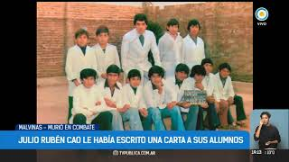 Identifican los restos de Julio Rubén Cao | #TPANoticias