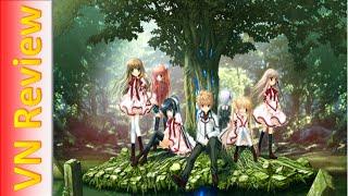 Rewrite Visual Novel Review
