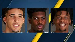 3 UCLA basketball players, accused of shoplifting, are on their way home from China | ABC7
