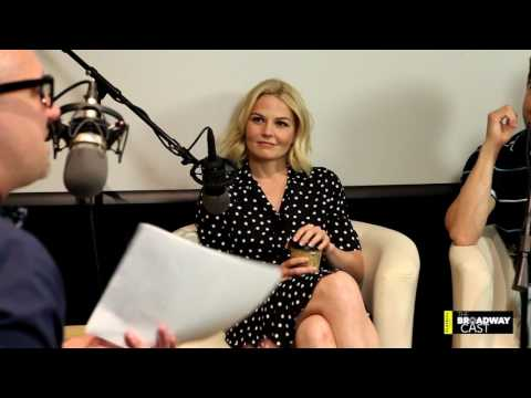 Ep. 103  Jennifer Morrison Once Upon a Time, Jeremy Jordan Supergirl and Lena Hall Hedwig