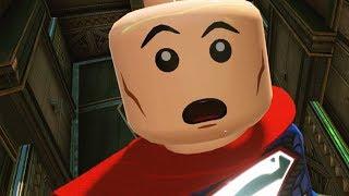 LEGO DC Super-Villiains: Gameplay Walkthrough Part 10 -