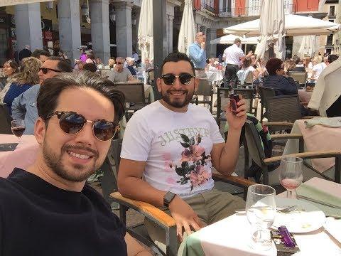 San Isidro Weekend in Madrid! May 2017
