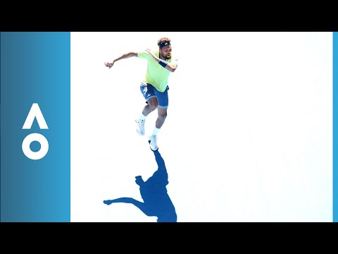 Denis Shapovalov v Jo-Wilfried Tsonga match highlights (2R) | Australian Open 2018