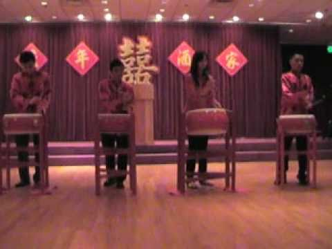 Chinese Drums: Echoes Of The Dragon, 2011