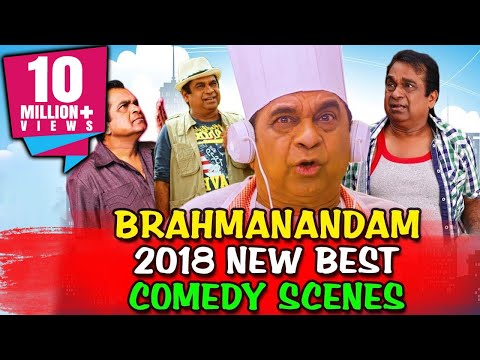 Brahmanandam 2018 New Best Comedy Scenes | South Indian Hindi Dubbed Best Comedy Scenes thumbnail