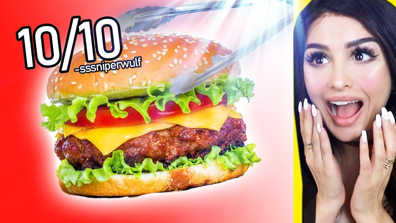 Can you make the PERFECT hamburger? (part 2)