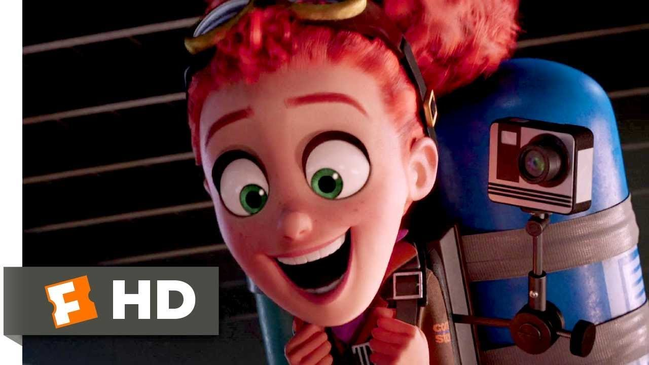 Storks (2016) - The Orphan Tulip Scene (1/10) | Movieclips