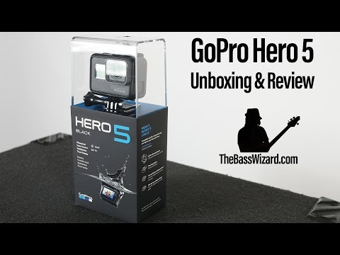 Download Youtube: GoPro Hero 5 Unboxing & Review - Great Camera for Musicians