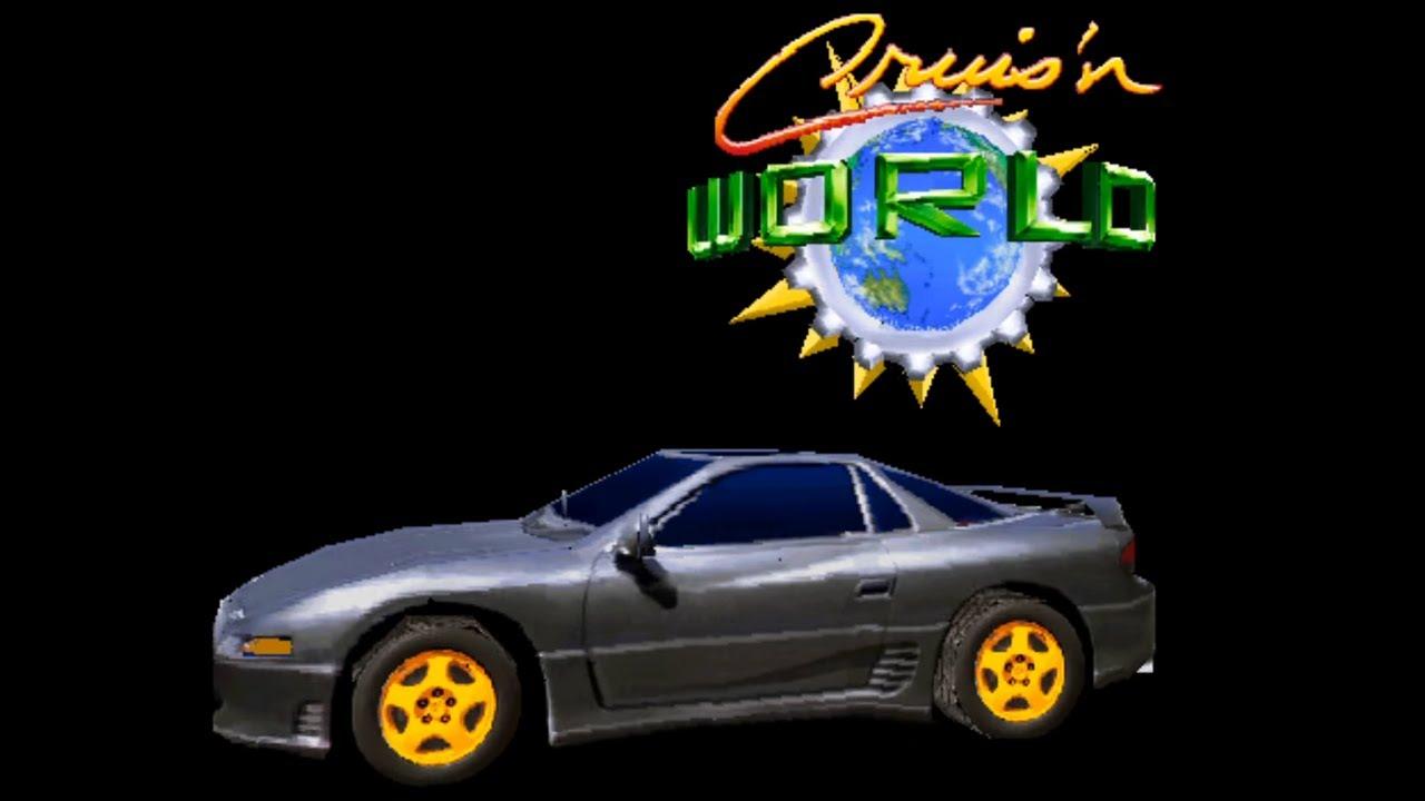 Blog de Emulación : [Jugando a   ] Cruis'n World (Arcade)  Final: 27