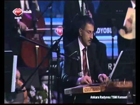 """""""Ege'den Akdeniz'e Türkülerimiz"""" Konseri - TRT İstanbul Radyosu"""