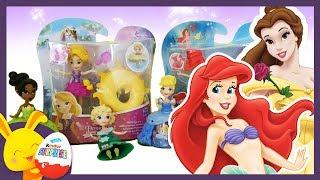 Histoire de Princesses Disney: Les Vacances au soleil ! Elsa Belle Raiponce Touni Toys Titounis