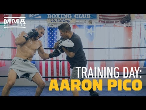 Training Day: Aaron Pico - MMA Fighting