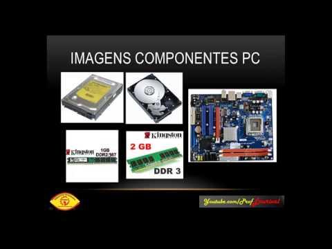 Vídeo Aula Básica - Hardware, Software e PC