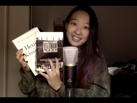 ASMR Book Review ft. On China, Vietnam War, Ghost Wars, and Blowback