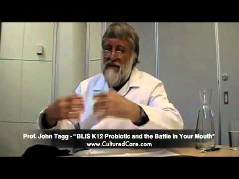 BK18 The Total Eliminator(3 BLIS K12 Probiotic Gum and the Battle in Your Mouth)