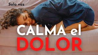 Crónico dolor corporal del curación