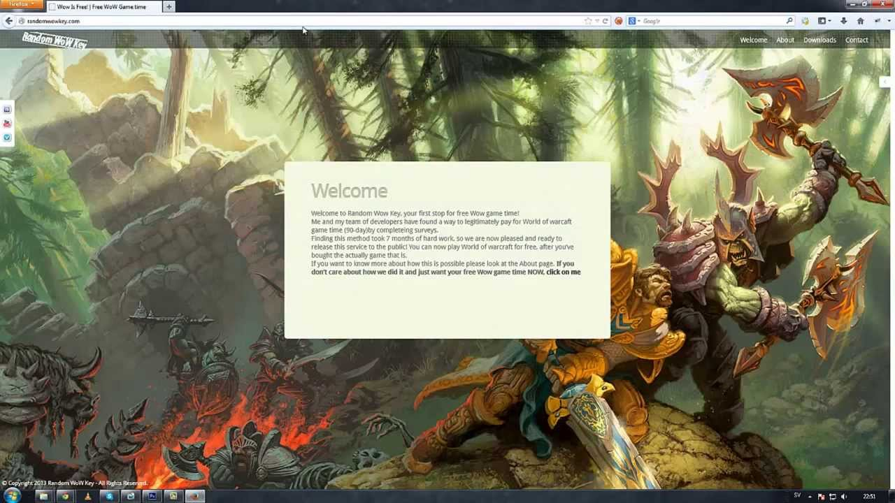 Everything about purchasing World of Warcraft Subscription ...