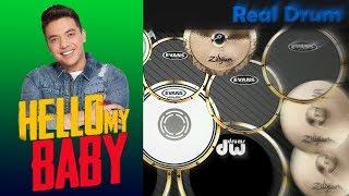Baixar Real Drum 🎶Hello My Baby - versão Wesley Safadão🎶 Nilkson Drummer
