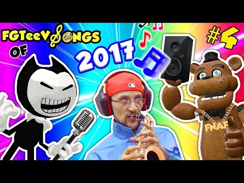 Fgteev Gameplay Songs Of 2017 Bendy The Ink Machine Band W