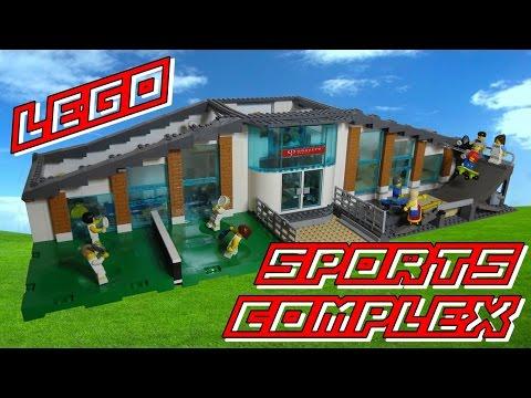 Lego Sports Complex