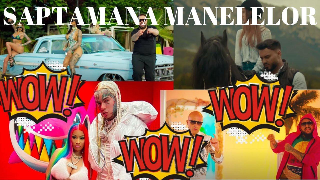 TOP 10 TRENDING ROMANIA Saptamana manelelor - Florin Salam -Tzanca Uraganu - Edy Talent Raffaello #1