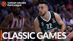 Classic Games, 2017-18 Playoffs Game 1: Olympiacos Piraeus-Zalgiris Kaunas