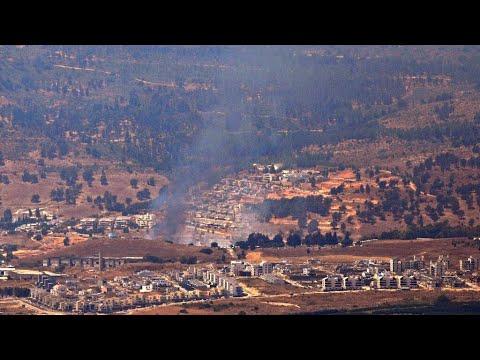 الجيش الإسرائيلي يؤكد تنفيذ ضربات جوية على جنوب لبنان هي الأولى منذ سنوات