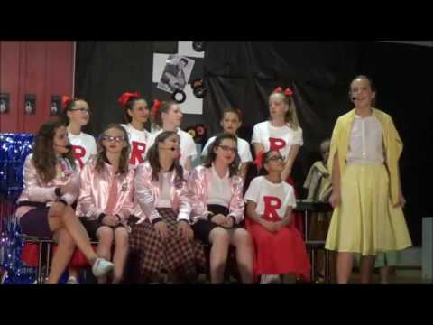 Roger Bacon Academy Charter Day School Presents Grease.....The Play